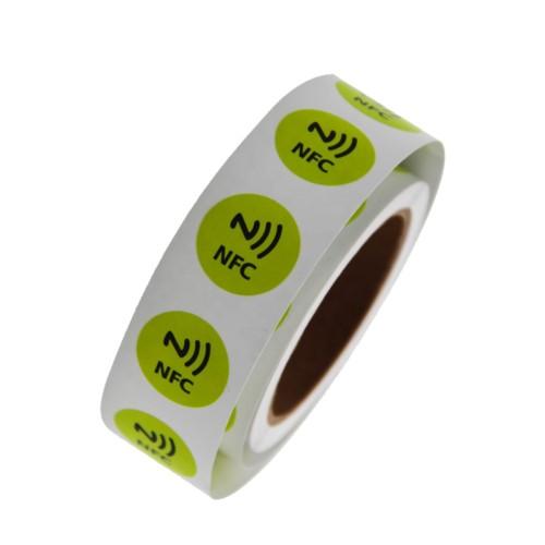 nfc sticker roll